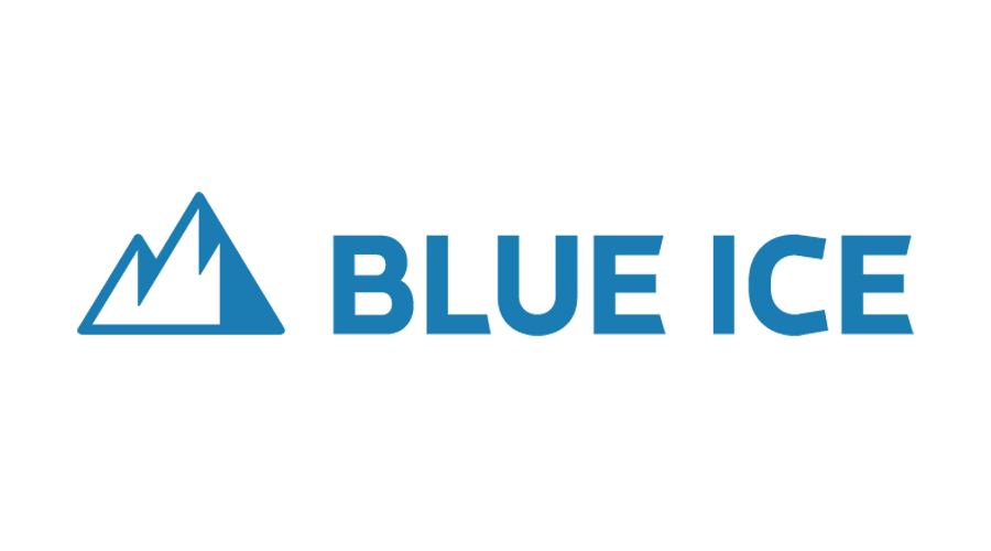 Blue Ice Logo